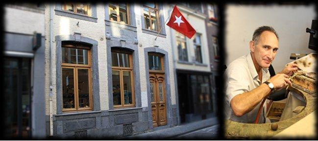Goudsmid - André Smeets - Sint Pieterstraat 40 - Maastricht